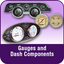 Gauges and Dash Components