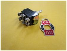 Switchover Valve Toggle Switch