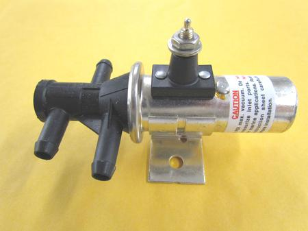 Saddle Tank Switchover Valve