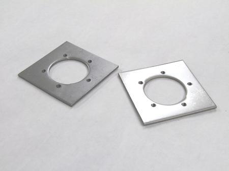 Fuel Sender Mounting Plate