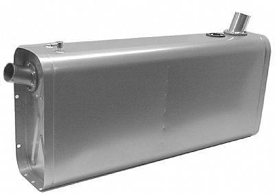 Universal Steel & Stainless Steel Fuel Tank - U9 Series