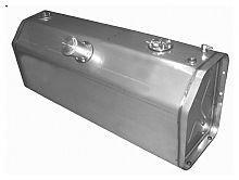 Universal Steel & Stainless Steel Fuel Tank - U2 Series