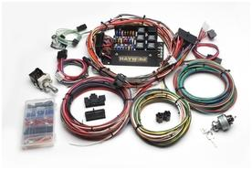 21 Fused Wiring System
