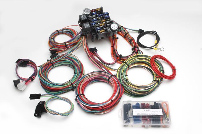 Haywire Wiring Harness - Schematics Online on