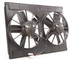 Electric Fans and Fan Shrouds