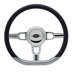"D-Shaped 14"" Steering Wheels"