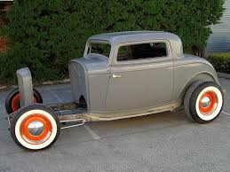 1932 Ford Bodies