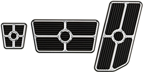 Throttle Pedals / Brake Pedals / Brake and Clutch Covers