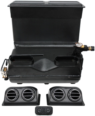 High Capacity Trunk Mount System
