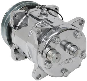 Sanden SD 508 Rear Exit Compressor