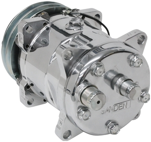 Sanden SD 508 Rear Exit Compressor