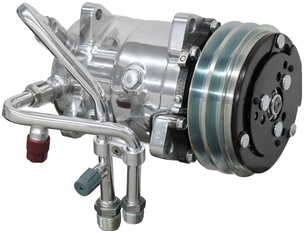 Compressor TiteFit Aluminum Hardlines