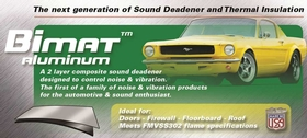 BI-MAT SOUND DEADENER