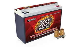 S375 12V AGM AUTOMOTIVE BATTERY