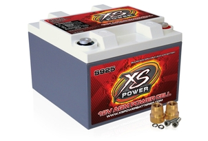 S925 12V AGM AUTOMOTIVE BATTERY