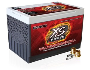 S3400 12V AGM AUTOMOTIVE BATTERY