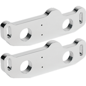 1966 - 67 Nova Hood Hinge Spacers