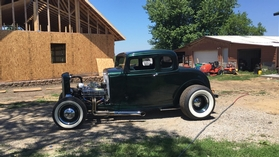 Kilbourne Rod Shop Fiberglass 1932 Ford 3 Window and 5 Window Coupe