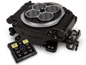Holley Sniper 4BBL EFI Kits (Black Ceramic Finish)