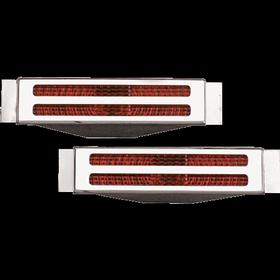 Split Bezel LED Taillights