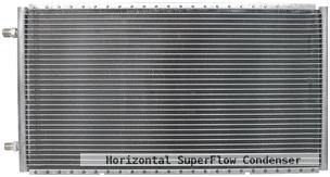 Horizontal SuperFlow Condensers