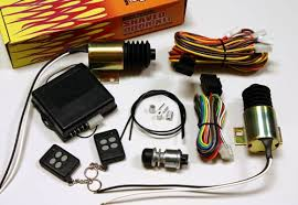 Keyless Remote Entry Systems