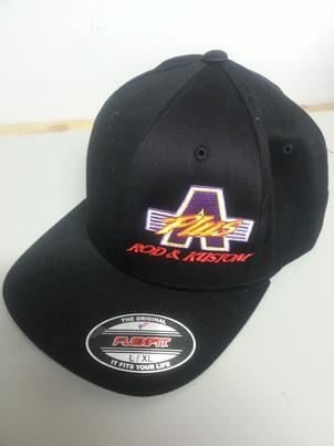 A PLUS FLEX FIT HAT