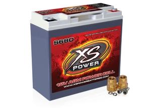 S680 12V AGM AUTOMOTIVE BATTERY